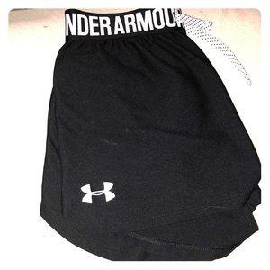 Under amour heatgear shorts